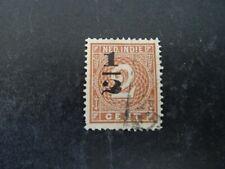 Nederlands Indië 38 fh gestempeld