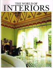 THE WORLD OF INTERIORS 03/2012 FRANCIS FORD COPPOLA Vienna's Volksgarten @excl