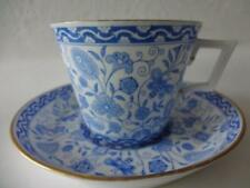 Tea Cup & Saucer British Royal Crown Derby Porcelain & China