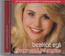 Beatrice Egli-Feuer Und Flamme cd album