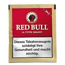 Red Bull A Type Snuff 10g Schnupftabak von Pöschl