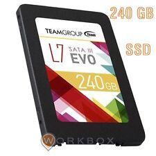 HARD DISK SSD FLASH 2,5 240GB Team GROUP L7 Evo INTERNO T253L7240GTC101 240 GB