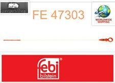 FEBI Orange Oil Dipstick Fits PEUGEOT CITROEN 3008 Mpv 308 Cc Sw 407 1174.F0