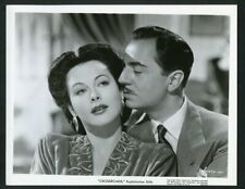 "HEDY LAMARR + WILLIAM POWELL Original Vintage 1942 Photo ""CROSSROADS"""