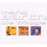 "MARIO BARTH ""DIE TRILOGIE"" 3 CD HÖRBUCH NEUWARE"