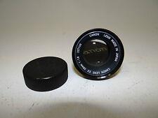 Canon EX 50mm 1:1.8 Objektiv Lens für Canon EX Kamera geprüft Foto 2049