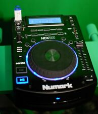 Numark NDX500 Media Player and Software Controller_Excellent Condition!!!