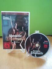 SKANDALÖSE EMANUELLE  / LAURA GEMSER  / DVD / FSK 18