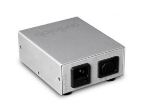 Audiolab Netzfilder CD Block Schwarz oder Silber
