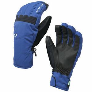Oakley Roundhouse Short Glove 2.5 Dark Blue Gloves Ski Snowboard New S M L XL