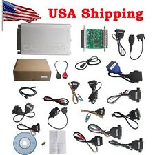 From USA Newest Firmware CARPROG FULL V8.21 Airbag Reset Tool with 21 Adapters