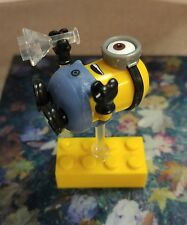 Despicable Me Mega Bloks Minions Series 7 Anti-gravity Chris
