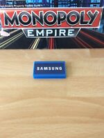 Monopoly Empire Spare/Replacement Billboard Tile - SAMSUNG - Free Postage!