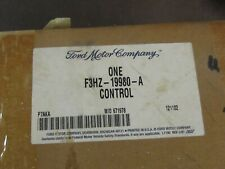 FORD HEATER A/C CLIMATE CONTROL, OEM# F3HZ19980A, F3HZ-19980-A