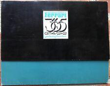 FERRARI 365 GT4 2+2  Brochure Catalogue  69/72