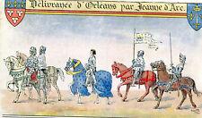 Délivrance d'ORLEANS par Jeanne d'Arc Sortie des Assiégeants 7 Mai 1429