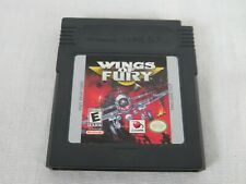 Wings of Fury (Nintendo Game Boy Color, 1999) Tested