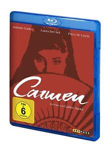 Carmen (OmU)(1983)[Blu-ray/NEU/OVP] Carlos Sauras moderne Flamenco-Ballettversi