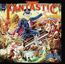 Elton John - Captain Fantastic and & The Brown (NEW CD)
