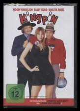 DVD KINGPIN - WOODY HARRELSON + RANDY QUAID + BILL MURRAY (Bowling-Komödie) *NEU