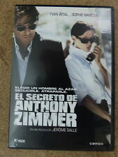 DVD El Secreto de Anthony Zimmer
