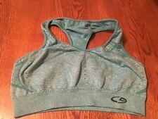 Champion Blue/Green Sports Bra Size XS