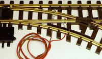 Screw-In Siding Brass for the Garden Railway G Scale