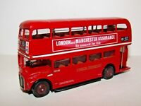 EFE AEC ROUTEMASTER BUS LONDON TRANSPORT ROUTE 102 1/76 UNBOXED