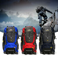 70L Waterproof Bag Rucksack Backpack Outdoor Sports Camping Hiking Trekking