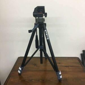 SLIK 120VF Video Tripod Adjustable Height
