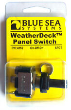 Blue Sea Systems Weatherdeck Toggle Switch #4152