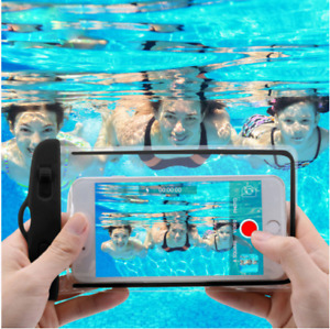 Universal Waterproof Phone Case Bag For All Types Of Phones Below 6.5inch Size