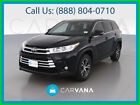 2017 Toyota Highlander LE Plus Sport Utility 4D Power Liftgate Release Alloy Wheels Air Conditioning Knee Air Bags Power Windows