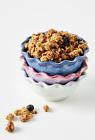 SET 5 Anthropologie Namika Ruffled Glazed Ceramic Nut Bowls Mini Pinch Japan