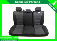 Hyundai I30 GD Sitze Rücksitzbank Rücksitze Stoff schwarz anthrazit