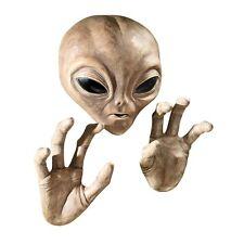 Design Toscano - Halloween - Roswell The Alien Plaque