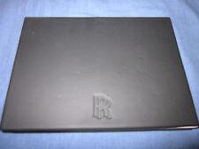 2011 2010 ROLLS ROYCE GHOST OWNERS MANUAL OWNER'S HANDBOOK W/ CD