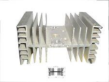 Dissipatore Termico in alluminio per elettronica  120x64x83 mm preforato