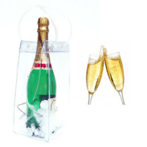 Ice Bag Wine Cooler Champagne Bucket Party Wine Bag NEW