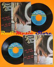 LP 45 7''CROWN HEIGHTS AFFAIR You gave me love Tell 1980 italy DE LITE*cd mc dvd