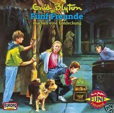 1 CD Fünf Freunde 14 Fünf Freunde machen eine Entdeckung