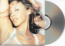 KYLIE MINOGUE - In your eyes CD SINGLE 2TR EU Cardsleeve 2002 Parlophone
