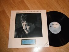 CHRIS REA SPECIAL MINI ALBUM - VOL II STAINSBY GIRLS LP 1985 EXC