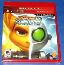 Ratchet & Clank Future: A Crack in Time PS3 *New! *Factory Sealed! *Free Ship!