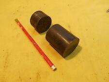 2 Pc Lot Of Corrax Stainless Tool Steel Rod Machine Tool Die Round Stock 1 58