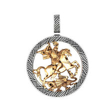 George the Victorious Pendant Silver 925