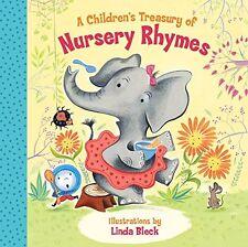 A Children's Treasury of Nursery Rhymes (2014, Paperback)