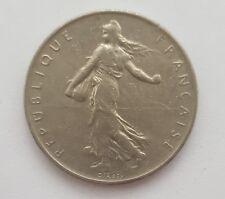 1960 FRANCIA 1 Franco Coin-High Grade-RARE