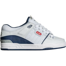Globe Skateboard Shoes Fusion White/Blue