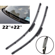 2PCS/Set Windshield Wiper Blades Fit For Seat Exeo 2008 2009 2010 2011 2012 2013